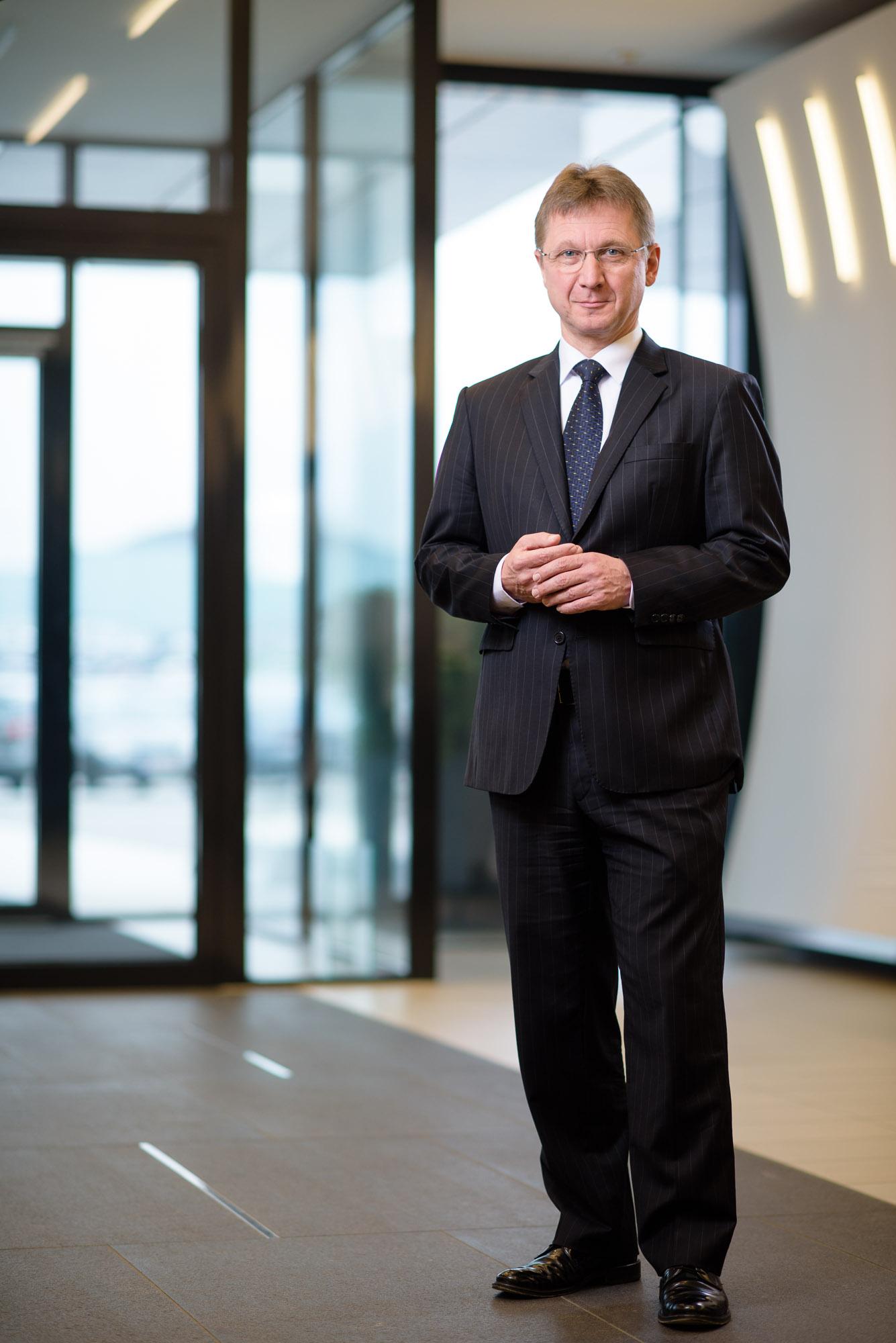 Andreas Ockel, FACC