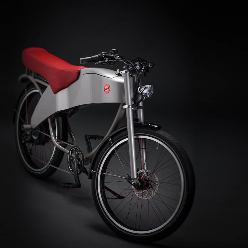 Lohner Stroler e-Bike Fotografie