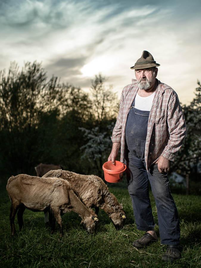 Walter Köpplmayr / Porträtfoto 2013