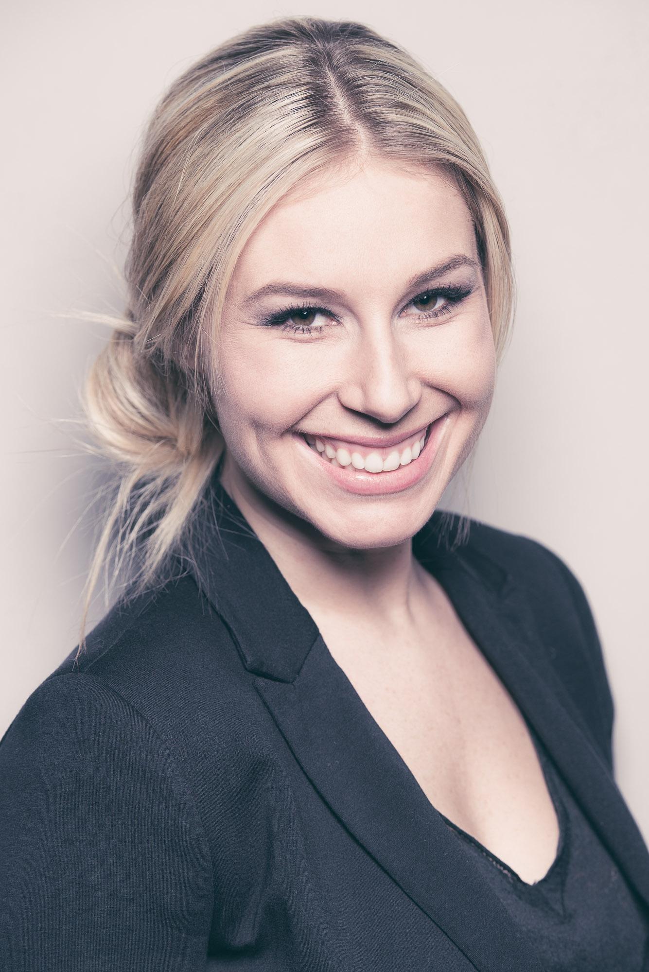 Nina Kraft Porträt
