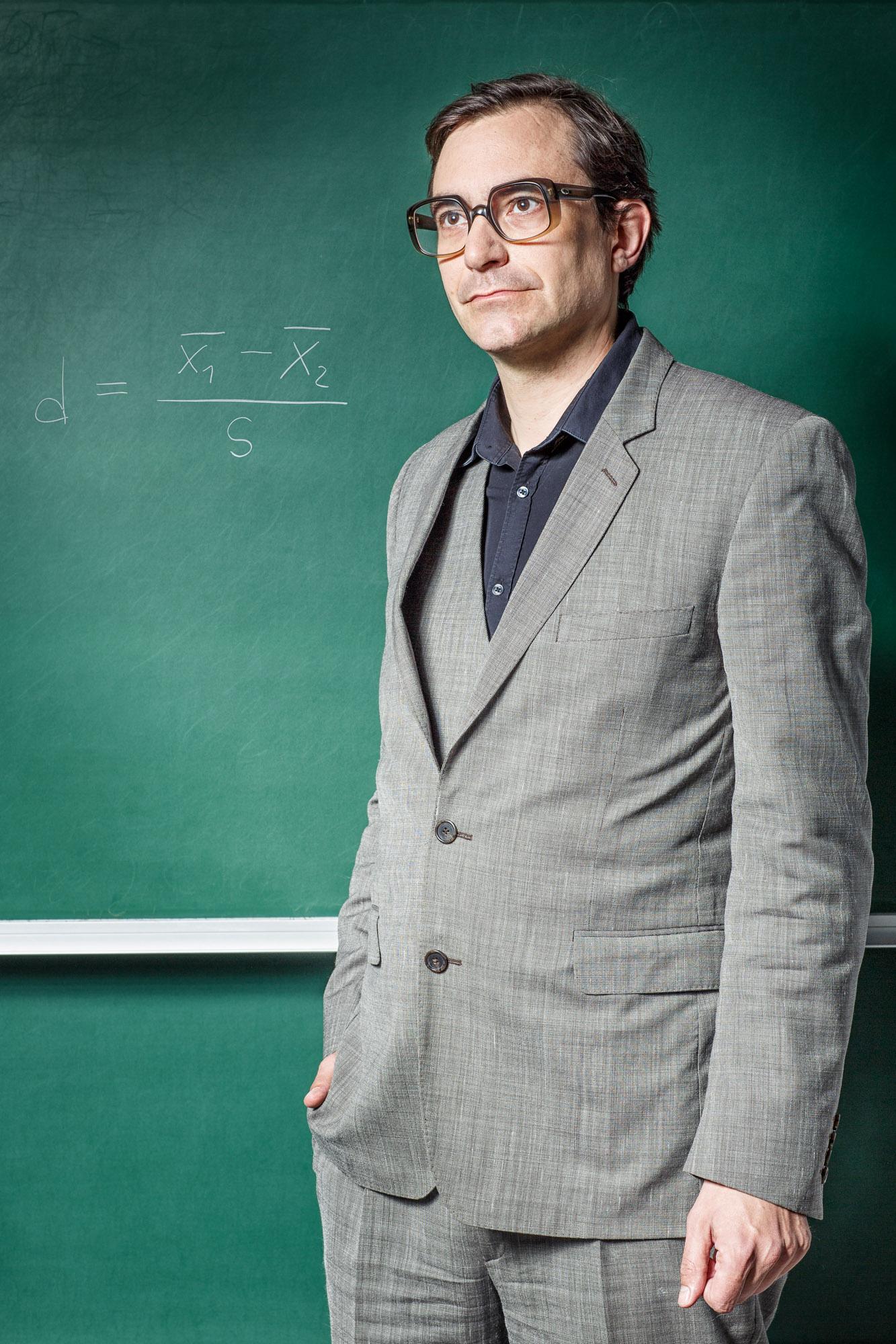 Porträt Prof. Dr. Markus Appel