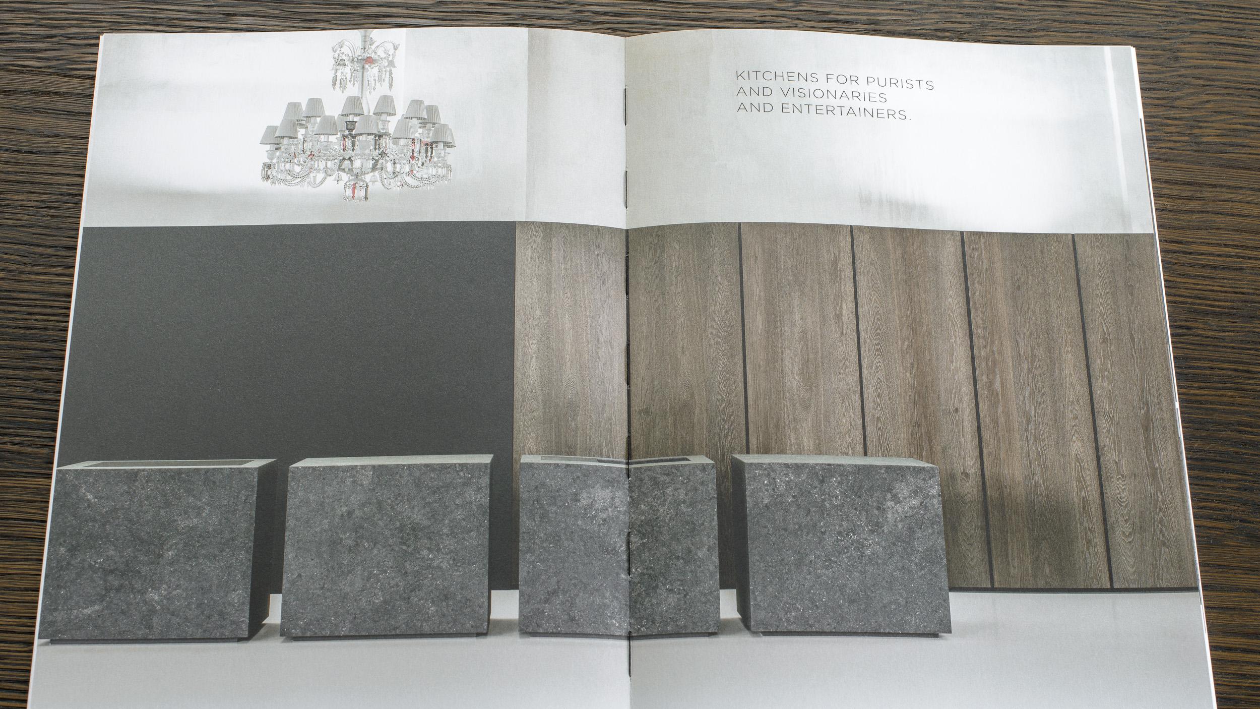 Küchenblock Steininger Designers