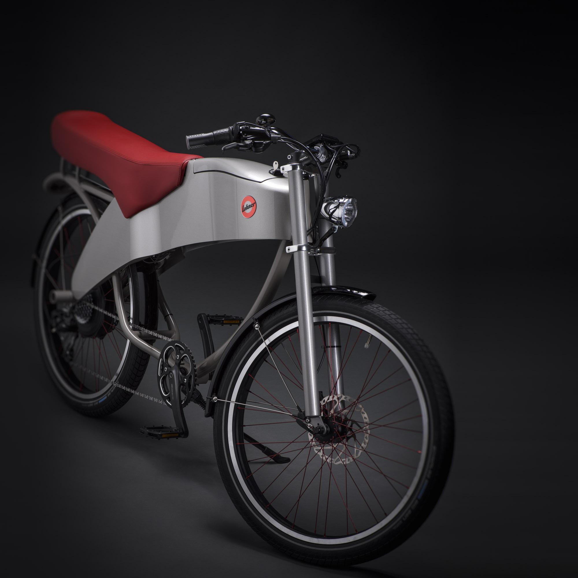 e-Bike-Fotografie