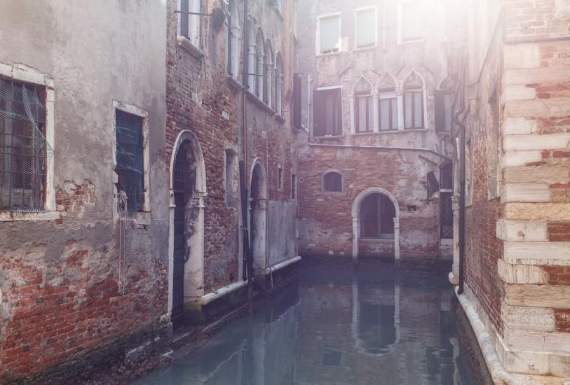 Venedig Hinterhof
