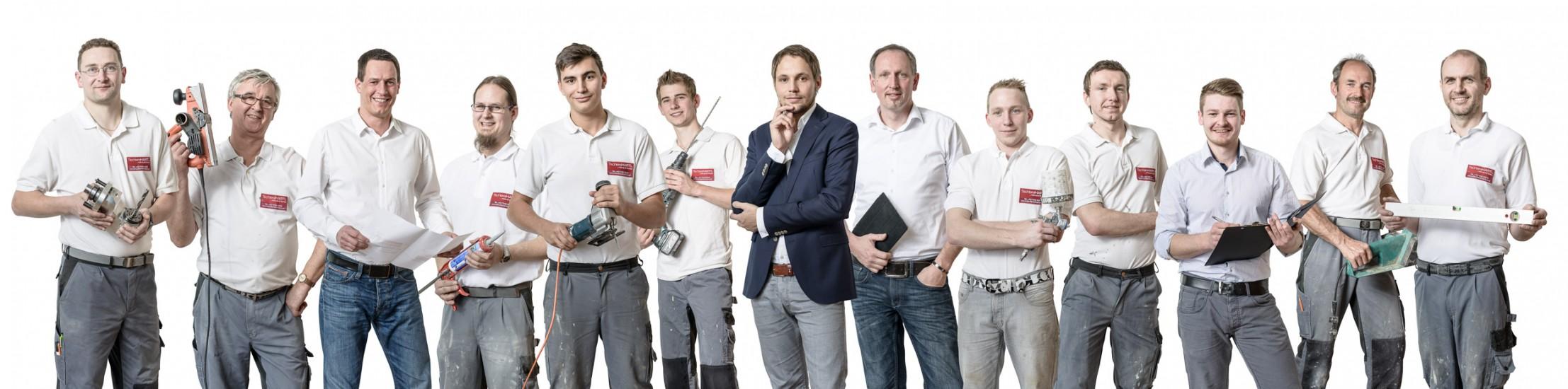 Team Tischlerei Hartl